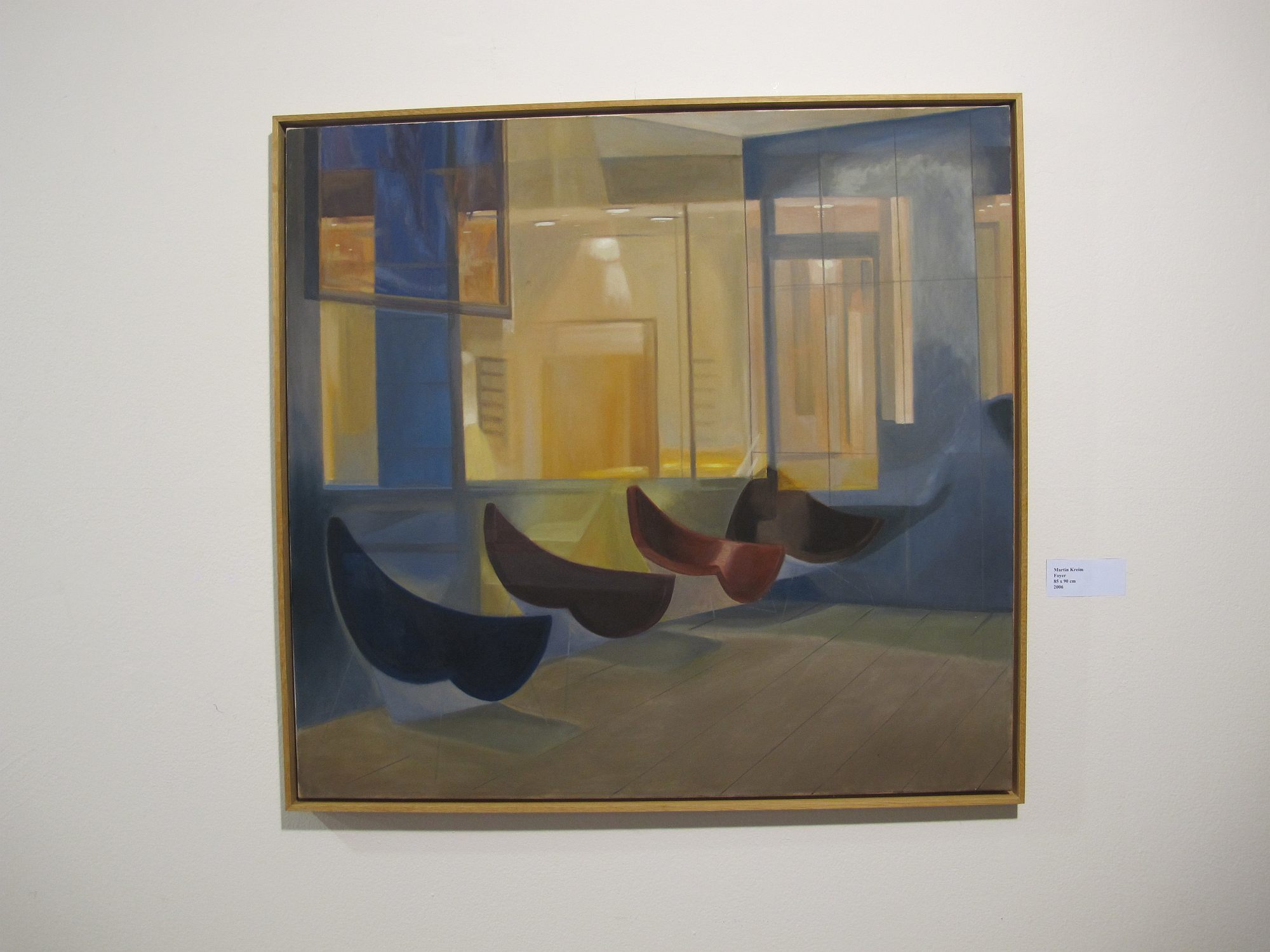 Martin Kreim, Foyer