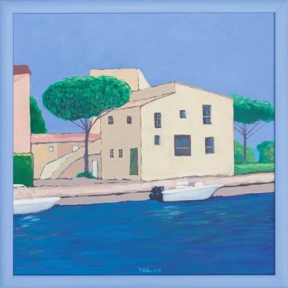 Václav Sika, Moře v Provence
