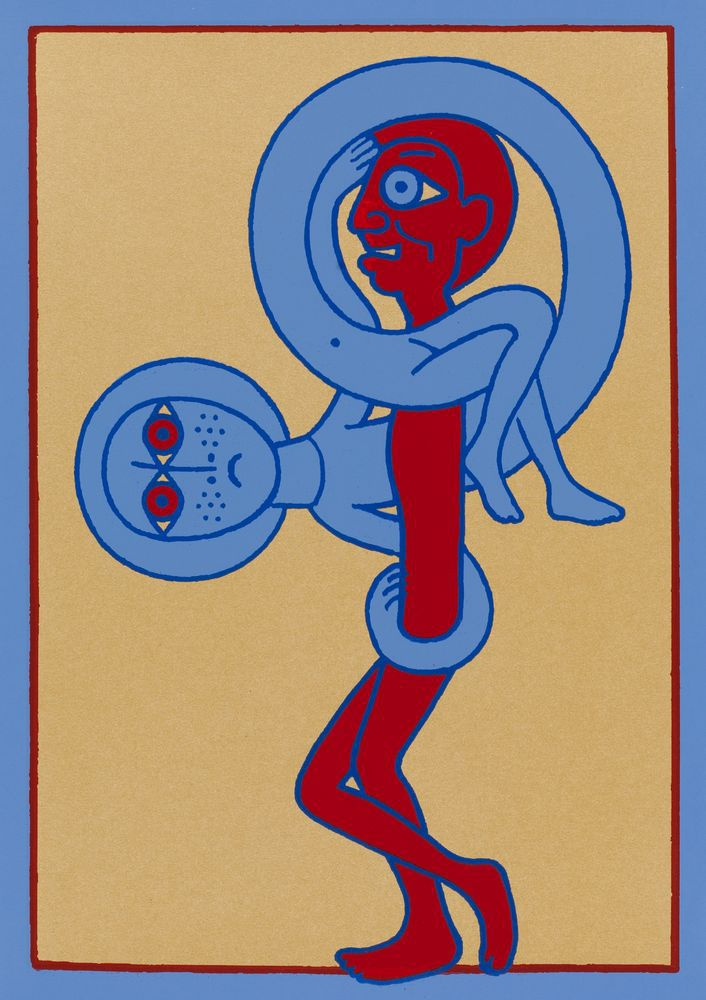 Pavel Brázda- Chůze s hadí ženou