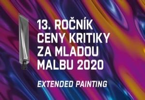 13. ročník Ceny kritiky za mladou malbu 2020