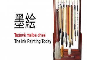 Tušová malba dnes - The Ink Painting Today